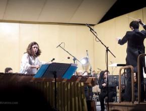 Tatiana Koleva, Martin Georgiev, Varna Philharmonic, Percussion Concerto No.3 'Genesis'