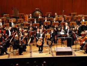 Göran Söllscher, Heidelberg Philharmonic and Martin Georgiev