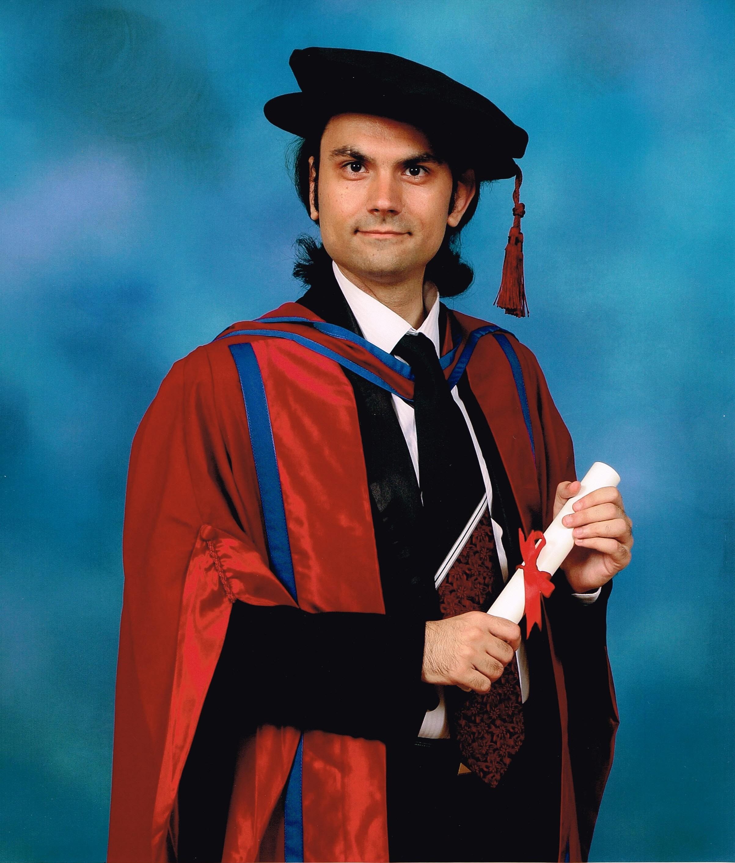 Dr Martin Georgiev PhD